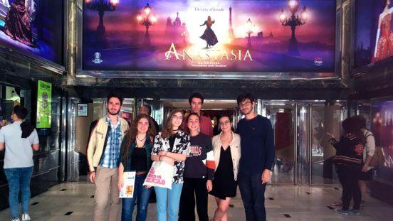 Anastasia el musical rucab