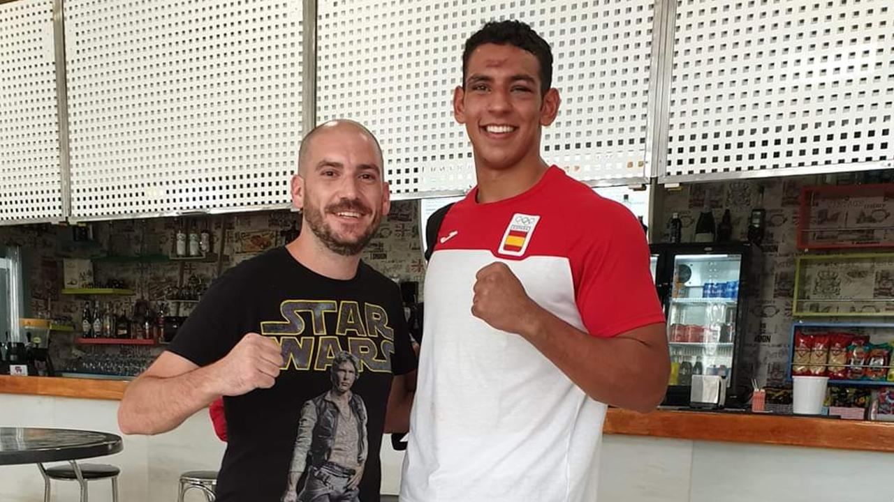 campeon españa 91 kilos boxeo