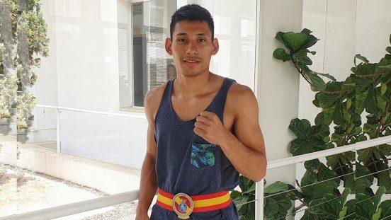 Jordán Camacho Guerra campeon boxeo