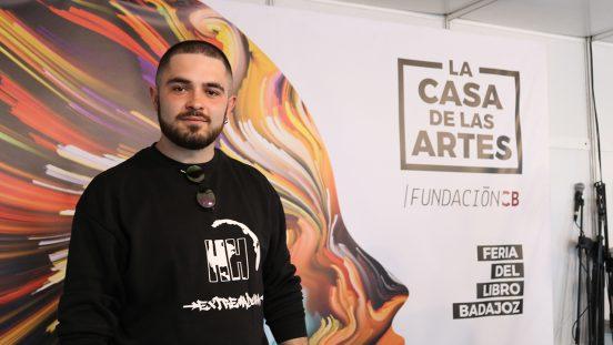 Joaquin Polo Durán rapeando