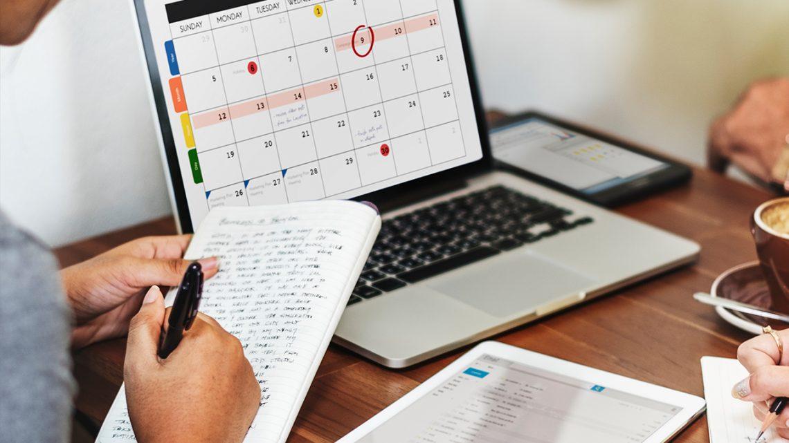 Calendario universitario 2019 2020