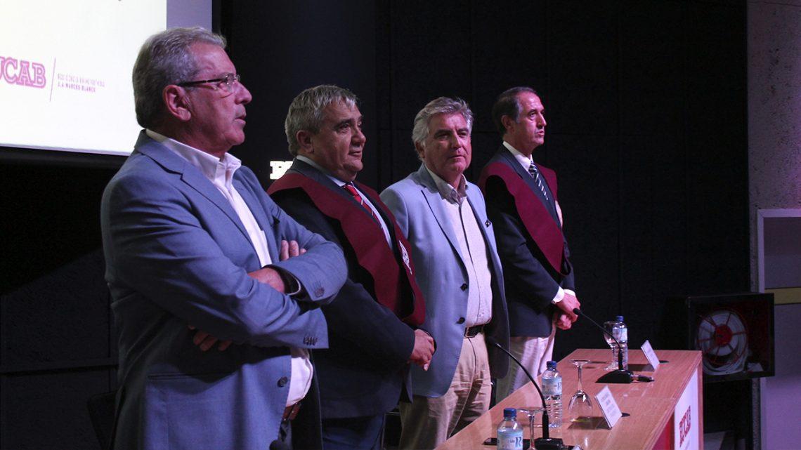 Emilio Vázquez y Emilio Jiménez