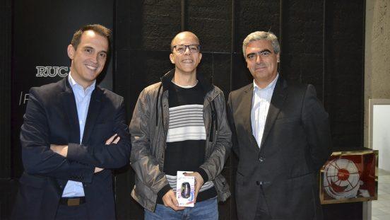 Manuel Ojeda ganador del viaje de ibercaja