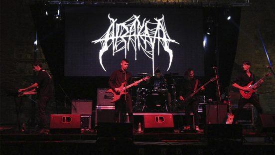 Grupo musical Arakna