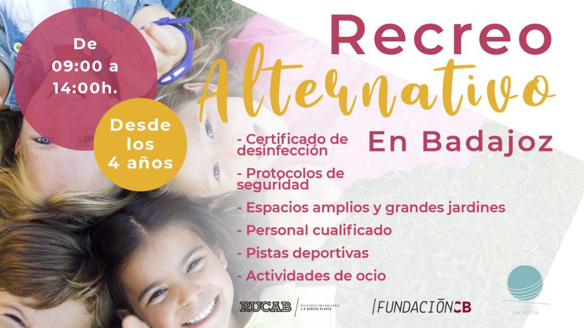 Campamento Recreo Alternativo en Badajoz