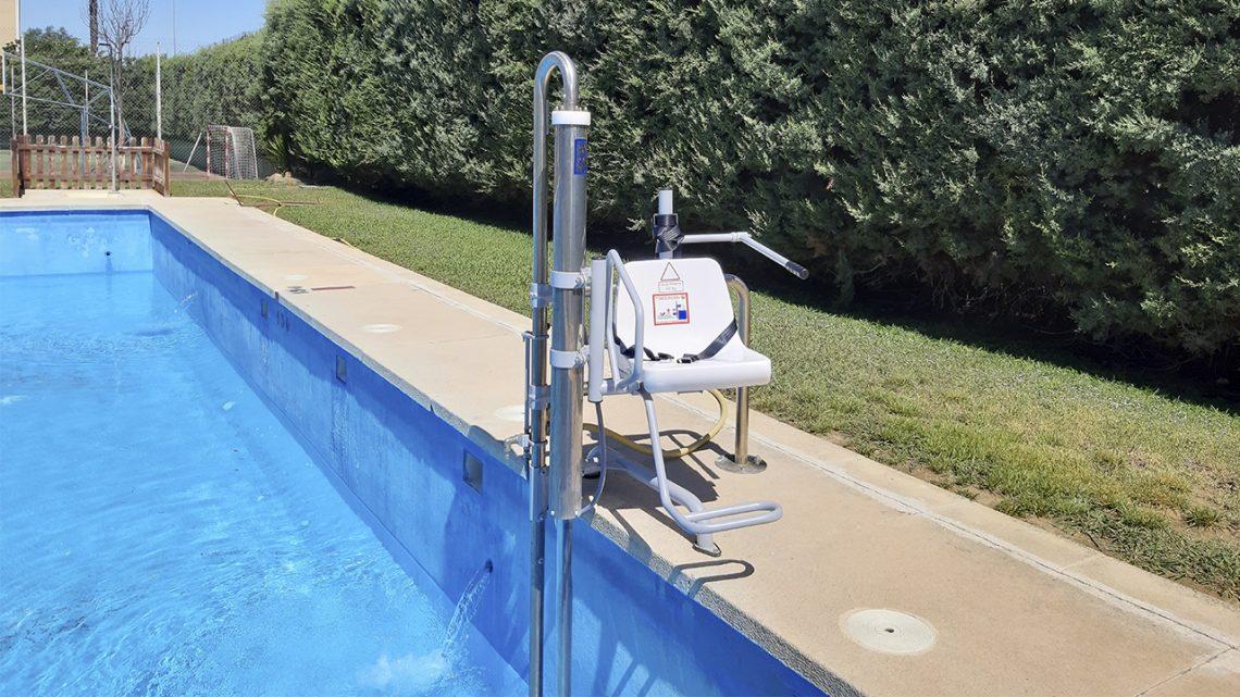 Accesibilidad RUCAB silla hidráulica