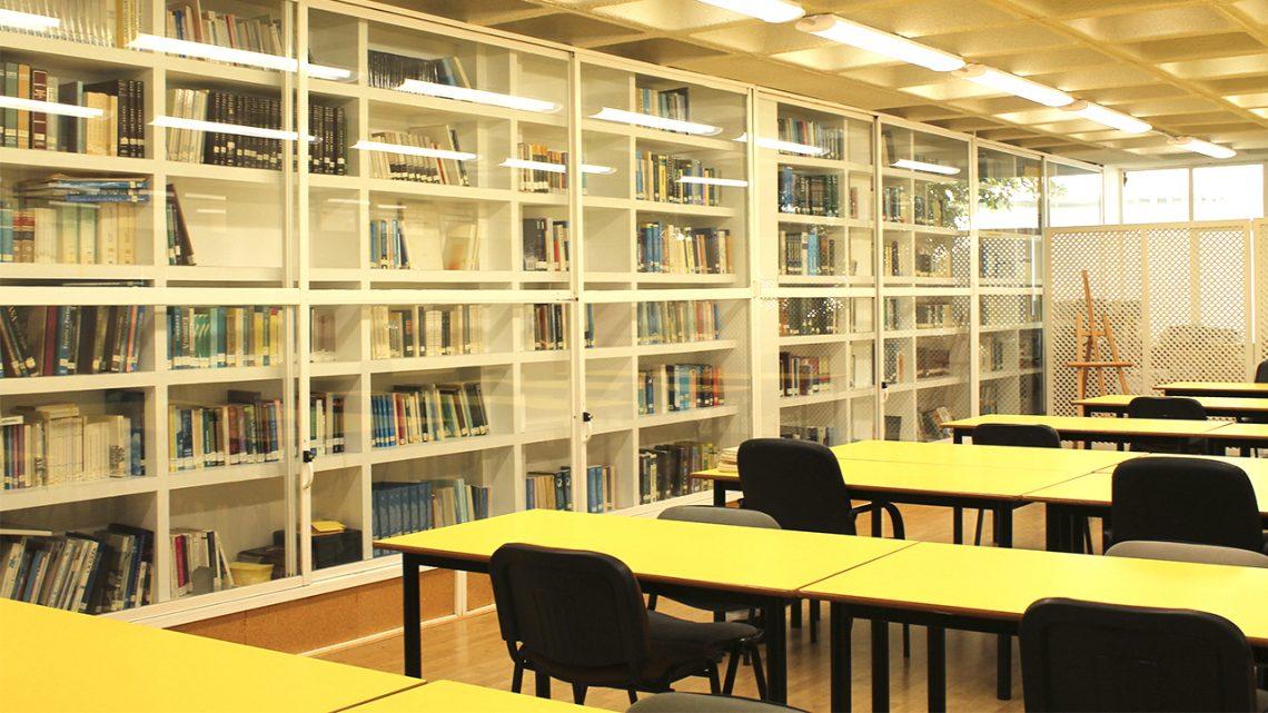 Servicio de biblioteca en la rucab