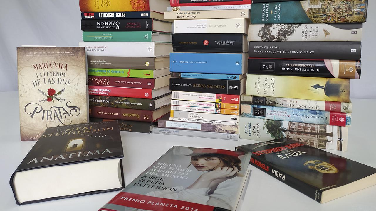 libros para el confinamiento covid-19