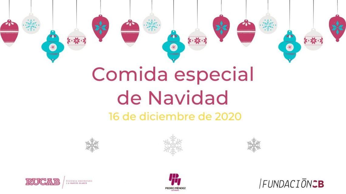 Comida especial de Navidad 2020