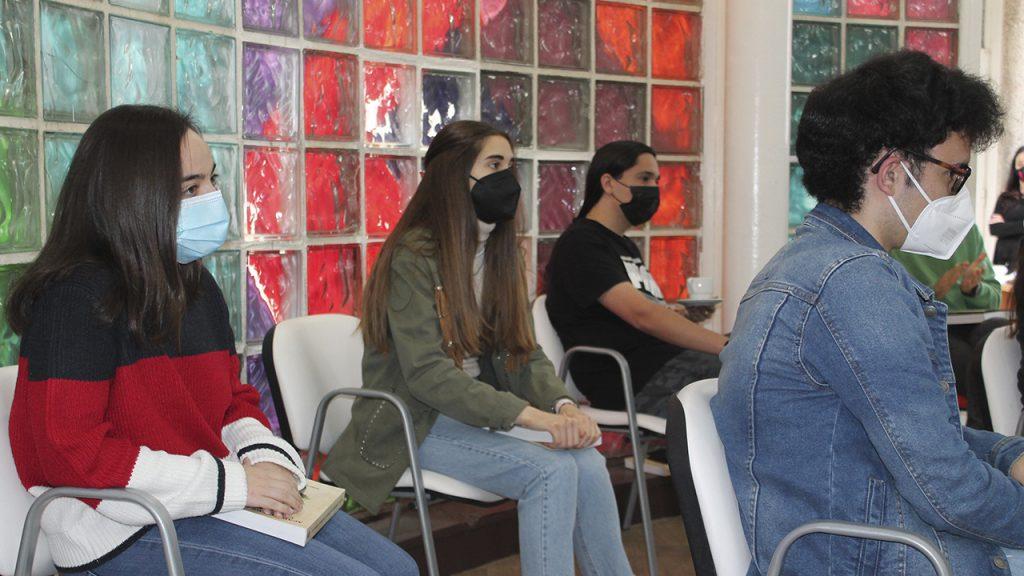 Residentes de Medicina de la RUCAB en la presentación de Discursos de ingreso 2019