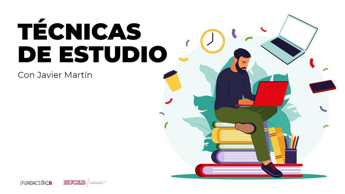 Técnicas de estudio con Javier Morientes