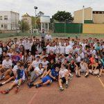 Foto grupo Torneo Deportivo Interno 12 horas RUCAB
